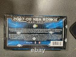 1 07/08 Upper Deck NBA Rookie Box Set Factory Sealed Durant Autographed Rookies