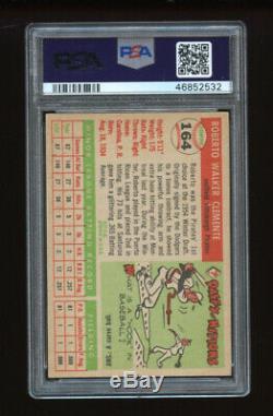 1955 Topps Set Break #164 Roberto Clemente PSA 4.5 VG-EX+