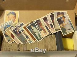 1957 Topps Baseball Complete Set (407) Mantle Mays Clemente Koufax Berra Aaron