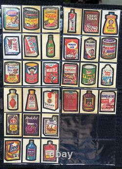 1959-2018 Complete Wacky Packages Collection! See Description
