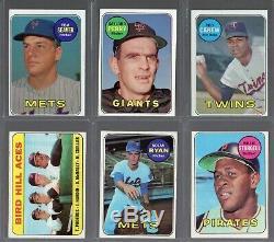 1969 Topps Baseball Complete Set
