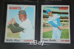 1970 Topps COMPLETE SET CLEAN! NO RESERVE Starting at a penny FREE SHIPPING
