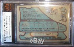 1979-1980 Topps Hockey Complete Set NM/MT WAYNE GRETZKY ROOKIE BVG PSA 8