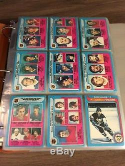 1979 80 OPC O-Pee-Chee complete set 396 ex-mt+ cards Gretzky Rc Rookie BVG 5.5