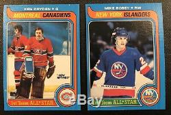 1979 O-Pee-Chee Hockey Complete Set (High Grade) Wayne Gretzky RC SGC 84 7 NM