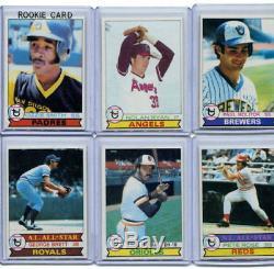 1979 Topps Baseball Complete Set Near Mint