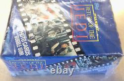 1983 Topps Star Wars Return of the Jedi Wax Box Series 1 All 36x Packs NO X