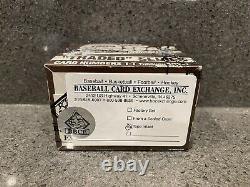 1984 Topps Traded Baseball Factory Set BBCE Tape Intact Dwight Gooden PSA 10