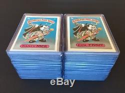 1985 Garbage Pail Kids OS1 1st Series 88 Card Variation Set Rare NM Set