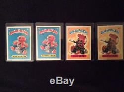 1985 Garbage Pail Kids Series 1 COMPLETE SET Excellent