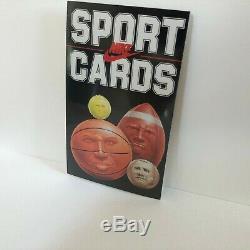1985 Nike Promo Sport Cards Factory Sealed Complete Set Michael Jordan Rookie