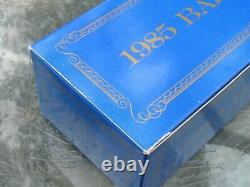1985 TOPPS TIFFANY Baseball Card Set Collectors Edition And Traded Series SEALED
