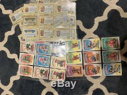 1985 Topps Garbage Pail Kids 1st Series OS1 Complete 82 Card Set With Wrapper