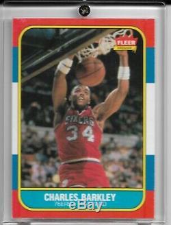 1986-87 1986 FLEER BASKETBALL COMPLETE SET Without the #57 JORDAN 131/132