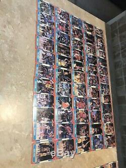 1986 Michael Jordan ROOKIE! Graded PSA 8 With Complete 86 Fleer Set! Read Desc