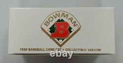 1989 Bowman Tiffany Complete Factory Sealed Baseball Set Ken Griffey Jr RC