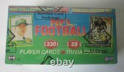 1989 SCORE NFL Football Complete Factory Set RC Sanders/ Aikman BBCE Sealed