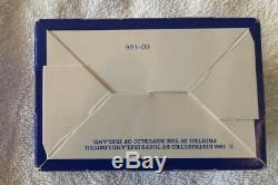 1989 Topps Tiffany Traded Factory Sealed Set with Ken Griffey, Jr rookie card