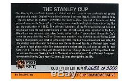 1990-91 Pro Set #2658 The Stanley Cup Hologram Insert Hockey Card