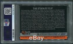 1990-91 Pro Set Stanley Cup hologram PSA 6 /5000