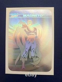 1990 Impel Marvel Universe Series 1 Trading Cards Hologram Insert Set of 5