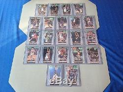 1992-93 Stadium Club Beam Team Set 1 -21 Jordan Shaq. Included