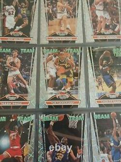 1992-93 Stadium Club Members Only Complete Set with Beam Team Michael Jordan Shaq