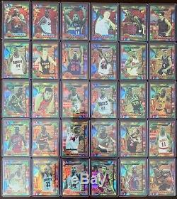 1993-94 Finest Master Set! Base Set, Refractor Set and Main Event Set