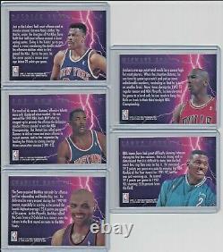 1993-94 Fleer Ultra Scoring Kings Set 1-10, Michael Jordan And More, This Is A G
