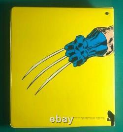1994+1995 Marvel Fleer Ultra Complete Base Sets(300 Cards)+1994 Wolverine Binder