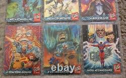 1994 Fleer Ultra X-Men Silver X-Overs Chase Card Set