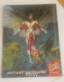 1994 Fleer Ultra X-men Silver X -Over Set 1 6