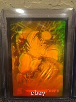 1994 Marvel Universe Series 5 COMPLETE HOLOGRAM INSERT CARD SET, #1-4 NM/M