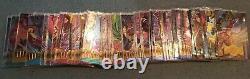 1995 Marvel Metal Trading Cards COMPLETE BASE SET, #1-138 NEW! Fleer