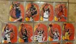 1996-97 Flair Hot Shots Set (No Jordan) 19 Total