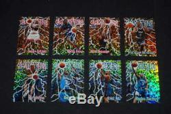 1998-99 Fleer Electrifying Near Insert Set Penny Iverson Rodman Garnett B0763