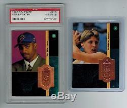 1998-99 Spx Finite Basketball 240-card Complete Set 4 Jordan Dirk Vince Rc's