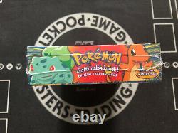 1999 Pokemon Topps Trading Cards Booster Box Set 2348 NEW Sealed 11 packs