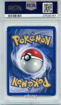 1999 Wotc Pokemon 1st Edition Shadowless Base Set Ninetales 12/102 Psa 10 Gem Mt
