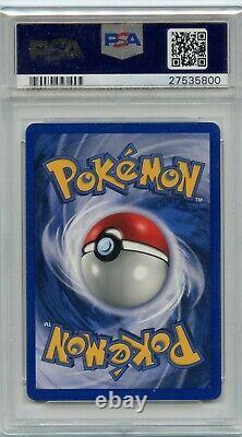 1999 Wotc Pokemon 1st Edition Shadowless Base Set Venusaur 15/102 Psa 10 Gem Mt