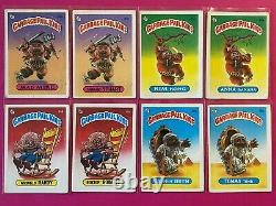 1st Series 1985 Topps Garbage Pail Kids Original 1 Matte Set GPK Nasty Nick OS1