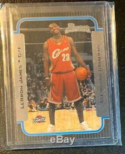 2003-04 Bowman Basketball Complete Set (1-146) with MINT LeBRON JAMES RC