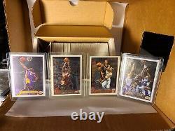 2003/04 Topps Chrome Complete Set 1-165 LeBron, Wade, Carmelo RC's & Kobe L@@K
