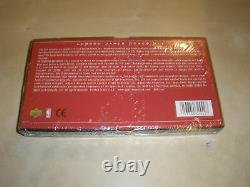 2003-04 Upper Deck Factory Sealed Lebron James Boxed Set (32) ROOKIE CARD