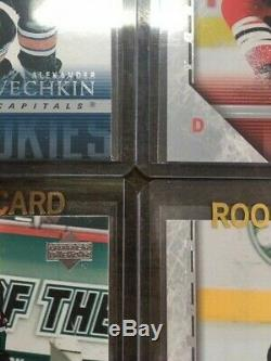 2005-06 Upper Deck YOUNG GUNS SET 1&2 Ovechkin Getzlaf Lundquist RC (NO CROSBY)