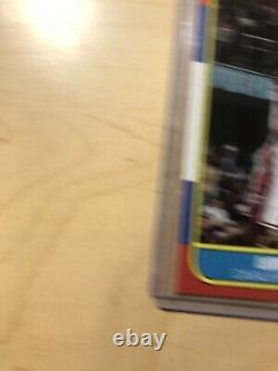 2006-07 Fleer #71 Lebron James 1986-87 20th Anniversary Lakers 1986 HOF Centered