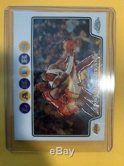 2008-09 Topps Chrome Lebron James/Kobe Bryant #24 Complete Set NM+(1-220)Lot