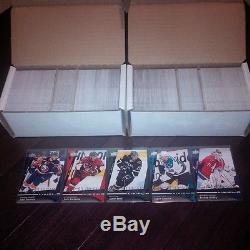 2009/10 Upper Deck Complete Set 1-500 Series 1 & 2 100 Young Guns Rookies Nrmt