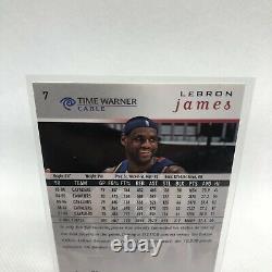 2009 Upper Deck Lebron James Cavaliers Set Time Warner Giveaway #7 Kobe Bryant
