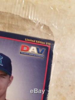2010 Cedar Rapids Kernels DAV sealed team set MIKE TROUT Angels rare AUTHENTIC